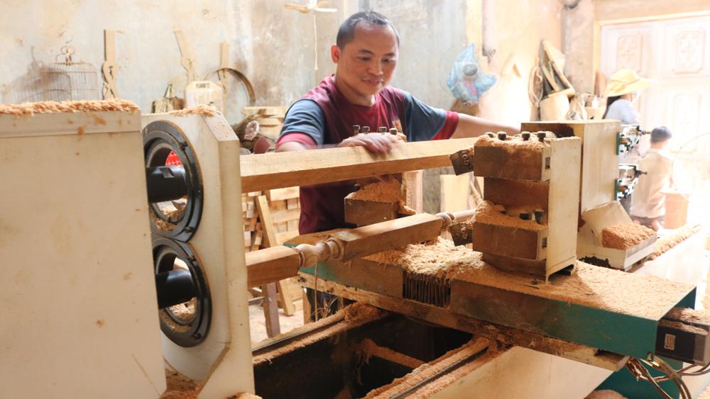 Quan tâm chất lượng đào tạo nghề, nâng tỷ lệ lao động qua đào tạo đạt 65%